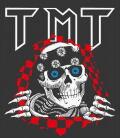 【 ご予約受付中 6月下旬発売予定 】 TMT ティーエムティー BONE TO SKULL ビッグサイズTシャツ