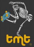 【 ご予約受付中 6月下旬発売予定 】 TMT ティーエムティー スカルスケーター Tシャツ
