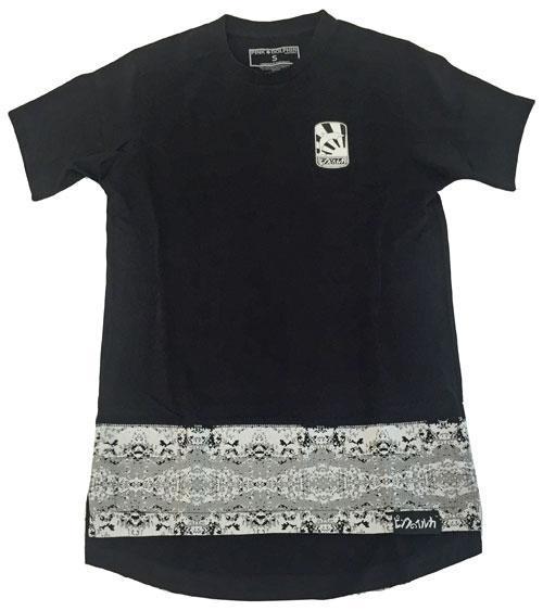 新品LA本店購入PINKDOLPHINロゴTシャツ黒SサイズFOREIGNCOINTEEBLACK