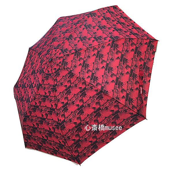 新品18SSSupremeShedrainWorldFamousUmbrellaRED折りたたみ傘