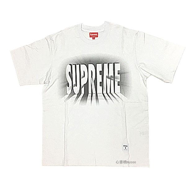 ≪新品≫17FWSupremeNASTeeGREYWHITE白MサイズシュプリームTシャツ