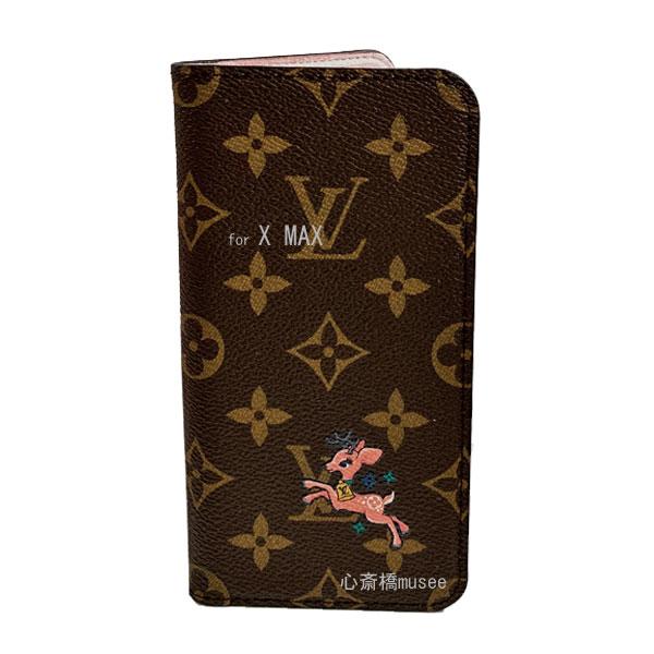 ≪送料無料≫箱のラッピングルイヴィトンモノグラム「iphone6・フォリオ」二つ折り携帯ケースアクセサリーモバイルM61422新品