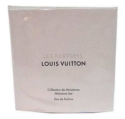 LOUISVUITTONルイ・ヴィトン限定「ミニチュアセット」オードゥパルファン香水LP0050CollectiondeMiniatureSetEaudeParfum