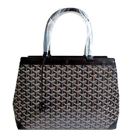 ≪新品≫正規品GOYARDゴヤールべルシャスPMトートバッグ黒紙袋・リボン付き
