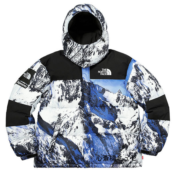 ≪新品≫17FWSUPREME/THENORTHFACEMountainBaltoroJacket