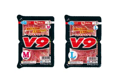 くわせオキアミV9(M・L)