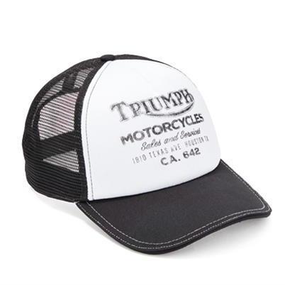 トライアンフオフィシャルキャップ:BICKFORD CAP