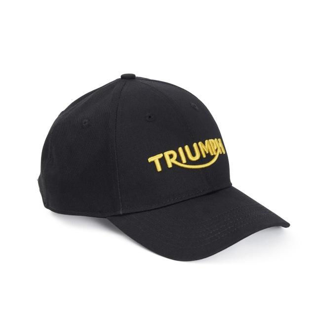 トライアンフオフィシャルキャップ:MUNDSLEY CAP - GOLD