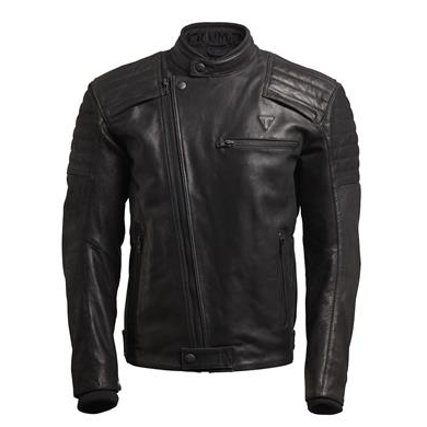 トライアンフジャケット:BOBBER BLACK RIDING JACKET