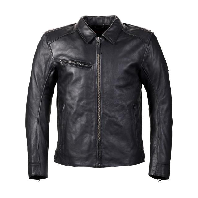 トライアンフジャケット:VANCE JACKET BLACK