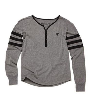 トライアンフレディースTシャツ:LUCY LDS RAGLAN
