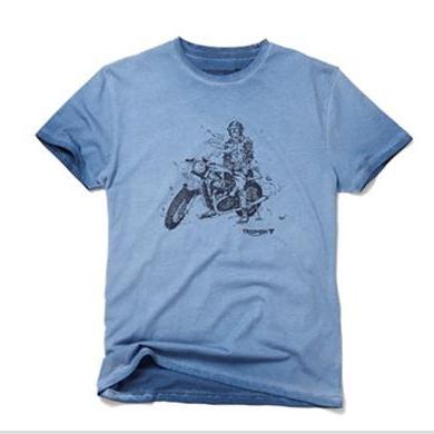 トライアンフTシャツ:ENZO T-Shirt