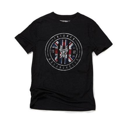 トライアンフTシャツ:NIXON T-SHIRT
