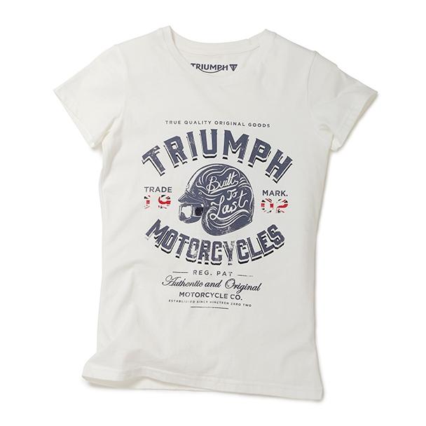 トライアンフレディースTシャツ:DEBBIE LDS T-SHIRT
