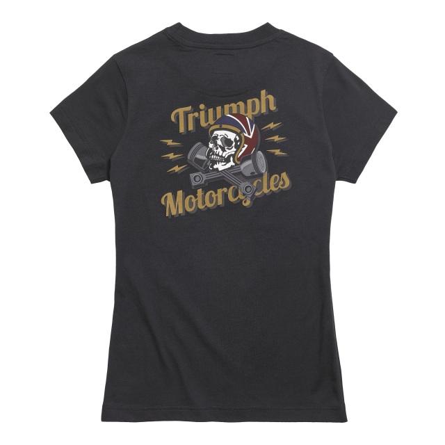 2021春夏ニューモデル・トライアンフTシャツ:NEVETT T-SHIRT