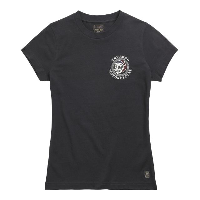 2021春夏ニューモデル・トライアンフTシャツ:BOLEIGH T-SHIRT