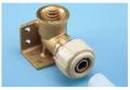 バクマ工業 ハードロック 座付水栓エルボ(EZLP) EZLP1/2×16