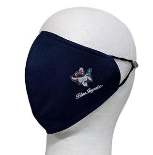 自衛隊グッズ 入間BXオリジナル 快適3層マスク  ブルーインパルス 5色