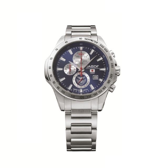 自衛隊グッズ 腕時計 ケンテックス Kentex 航空自衛隊(空自)専用モデル プロモデル  S648M-01