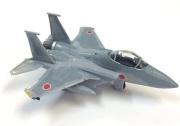 自衛隊グッズ F-15イーグル戦闘機 プルバック  スタンド付