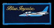 ブルーインパルス ドルフィン キーパーネーム 刺繍、マジック加工付