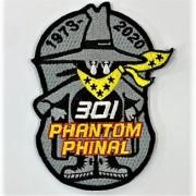 自衛隊グッズ 301SQ 「PHANTOM PHINAL」 ファントム 301飛行隊ワッペンマジック付き