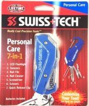 SWISS+TECH スイステック ツール3種