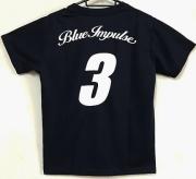 自衛隊グッズ メンズTシャツ ブルーインパルス Right Wing 3番機