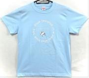 自衛隊グッズ 限定先行発売 2019入間航空祭記念 はぐれブルーTシャツ アクリルチャーム付きメンズサイズ