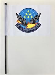 自衛隊グッズ ブルーインパルスミニフラッグ
