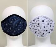 自衛隊グッズ ブルーインパルス・ファッションマスク 子供用 2種