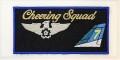 ブルーインパルス ネーム 7番機応援団  刺繍、マジック加工付