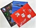 自衛隊グッズ クリアファイル EAGLE DRIVERS / GRAY DOLPHINS / 参拾弐飛行隊 3種 A4判