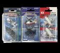 自衛隊グッズ  飛行機マグネット セット (磁石つきフィギア) 2機セット  3種類
