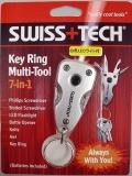 SWISS+TECHスイスティック キーリングマルチツール KMTCSSY