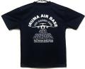 自衛隊グッズ メンズTシャツ 入間基地402飛行隊 エアーカーゴ1 速乾タイプ
