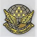 自衛隊グッズ  ブルーインパルスワッペン ゴージャスVer・東松島市マンホールVer ワッペンマジック両面付き