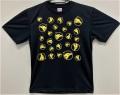 自衛隊グッズ メンズTシャツ わしいっぱい306Tシャツ(小松基地) 速乾タイプ