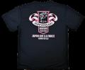 自衛隊グッズ アグレッサー40周年(AGR) メンズTシャツ 速乾タイプ
