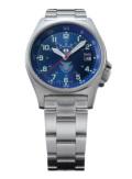 自衛隊グッズ 腕時計 ケンテックスKentex 自衛隊スタンダードモデル メタルバンド