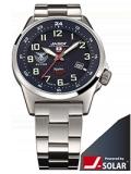 自衛隊グッズ 腕時計 ケンテックスKentex JSDFソ−ラ−スタンダ−ド メタルバンド