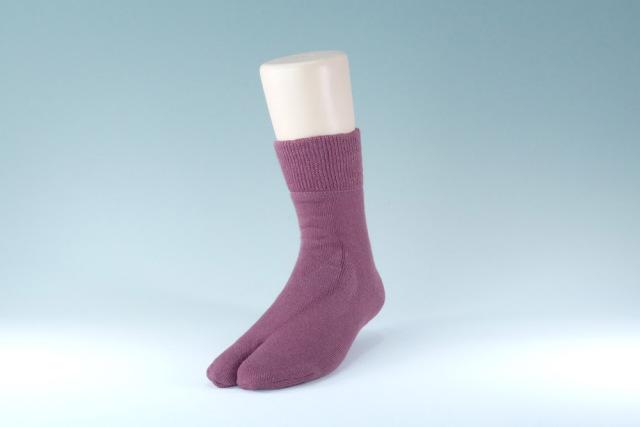【靴下足袋】暖炉タビックス 女性用(冬用) 2足セット