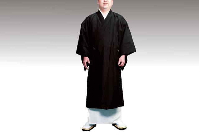 【真宗大谷派 間衣】謹製御衣(シルックロイヤル)