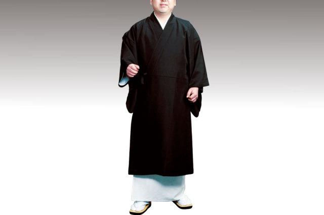 【浄土宗 改良服 改良衣】謹製御衣(シルックロイヤル)