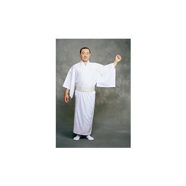 【長襦袢 男性用 寺院用 神職用】 長襦袢アルザス (夏用うす地)