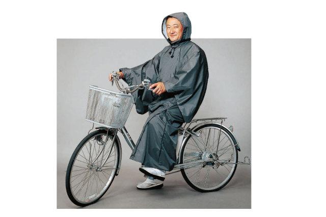 東レ アグレブ雨用コート 男性用 【レインコート 和装用】