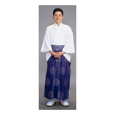 【袴 神職用】シルック紗 お誂神職用袴一級用・二級上用(夏用)