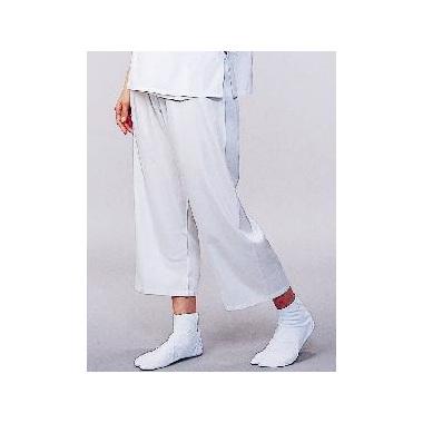 【女性用 和装 裾除】裾除け キュロットクレープ (夏用) 2枚セット