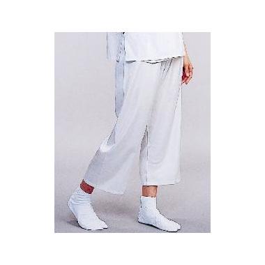 【女性用 和装 裾除】形状安定綿混厚地 キュロット裾除け (合用)