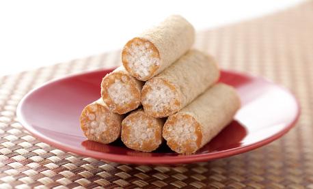 【和菓子】伝統菓子:五家寶(ごかぼ)